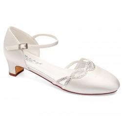 Sapatos Noiva rasos