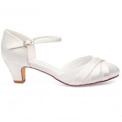 Sapato noiva confortável
