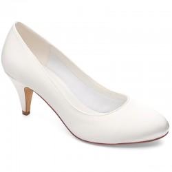 Sapatos noiva clássicos