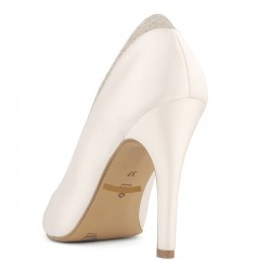 sapatos para noivas de salto alto