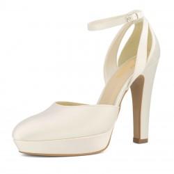 sapatos noiva saltos altos e grossos