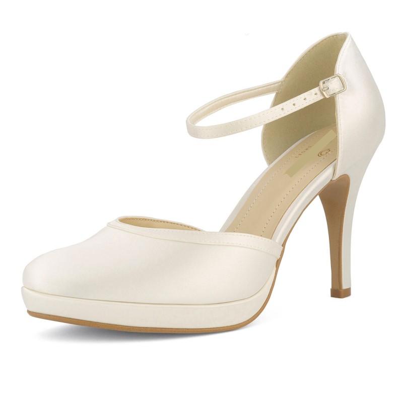 sapatos clássicos para noivas