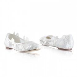 Sapato Raso Noiva Erin