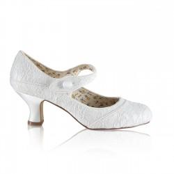 Sapatos vintage para noivas