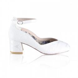Sapato vintage para noivas
