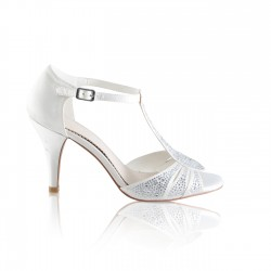 sandalia de noiva