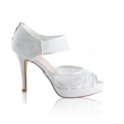 Sapatos Noiva com Plataforma