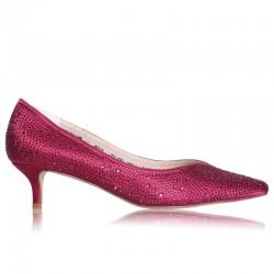Sapato Festa Stella Vermelho