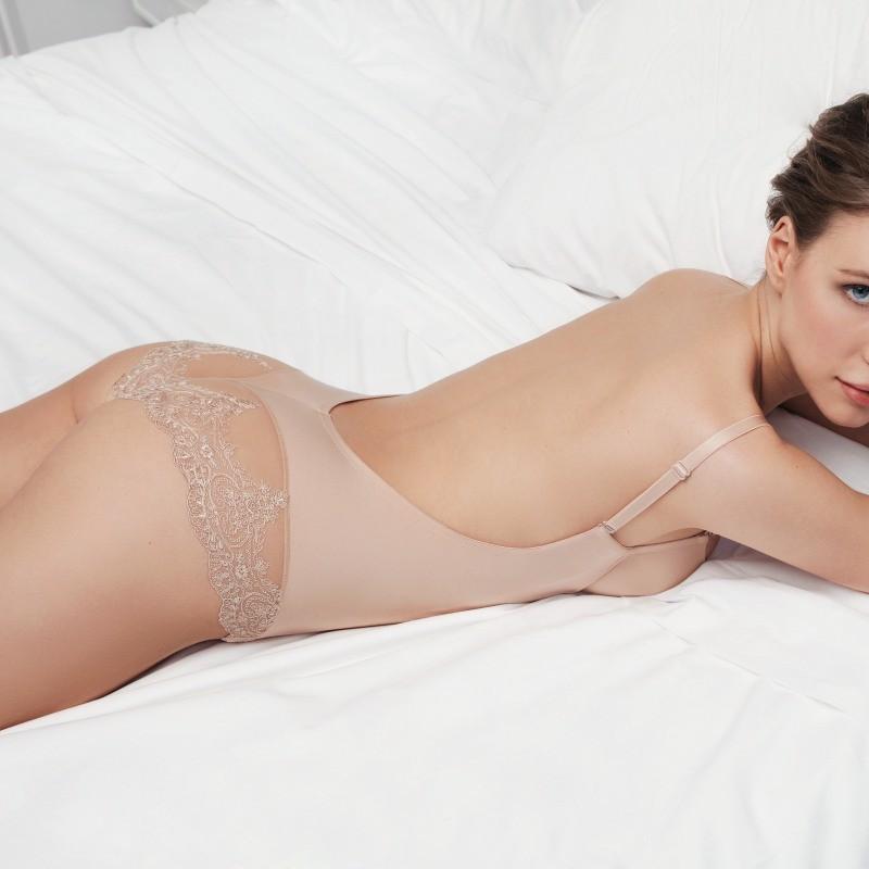 Body Noiva Sem Costas
