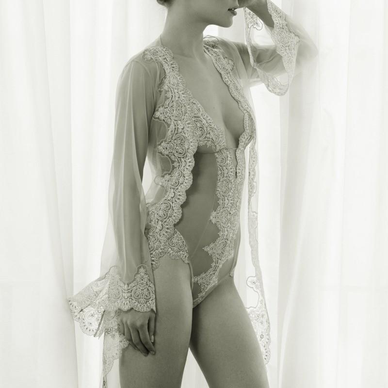 Body Renda Noivas