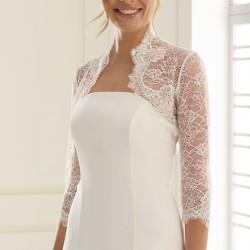 Bolero renda vestidos de noiva